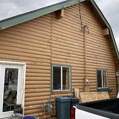 Siding Contractor Woodland Park PrimeCo Exteriors Colorado Springs